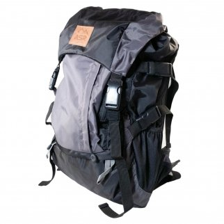 ASR Outdoor Weekender Day Packing Hiking Backpack - Gray