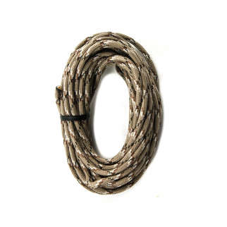 550lbs Strength Survival Paracord Rope Desert Camo - 50ft