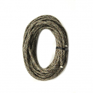 550lbs Strength Survival Paracord Rope Camping Hiking Woodland Camo - 50ft