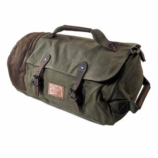 ASR Outdoor Travel Backpack Shoulder Bag Duffel Carry Olive