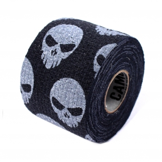 Camo Form Skull Reusable Heavy-Duty Fabric Wrap