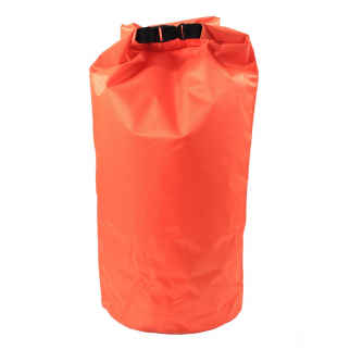 ASR Outdoor Orange Dry Sack 20L Waterproof Lightweight Protection for Camping and Hiking Gear
