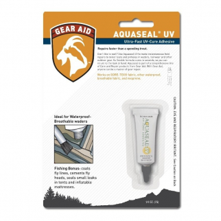 Gear Aid UV Cure AquaSeal .25 oz.