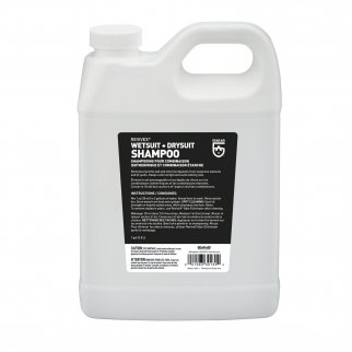 Gear Aid Revivex Wetsuit Drysuit Shampoo Conditioner for Neoprene Gear 1 Gallon