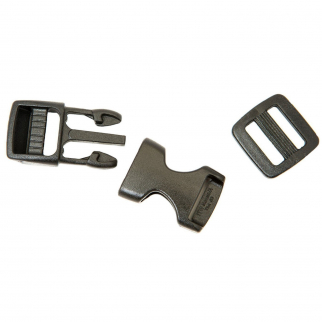 Gear Aid Heavy Duty Side-Release Buckle Kit Outdoor Sport - 5/8 inch