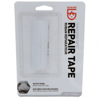 Gear Aid Tenacious Tape Ultra Strong Rip and Tear Repair Patch Outdoor - Clear