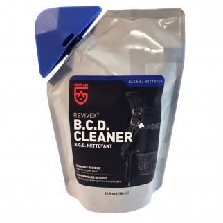 BC Life BCD Cleaner and Conditioner Household Maintenance - 10 oz