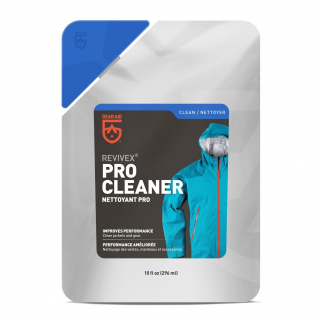 Gear Aid ReviveX Pro Cleaner for Outdoor Equipment and Clothing - 10 oz