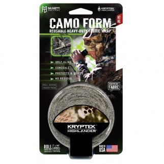 Tactical Camo Form Kryptek Highlander Gear Wrap