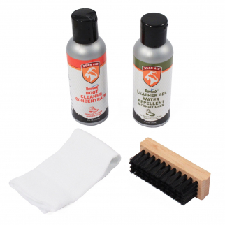 ReviveX Leather Boot Care Waterproof Gel Kit Outdoor Shoe Care Cleaner Accessory