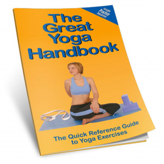 Productive Fitness The Great Yoga Handbook Asanas Exercise Reference Guide