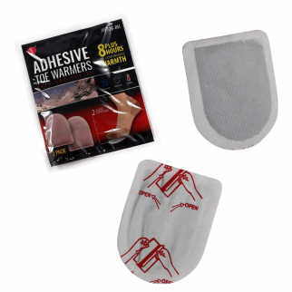 8 Hour Adhesive Toe Warmers