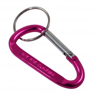 Extra Small Colored Carabiner - Pink