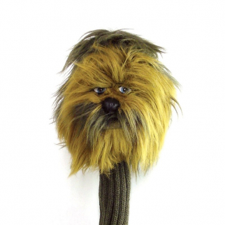 Golf Head Cover Star Wars Chewbacca 460cc Driver Wood Sporting Goods Headcover