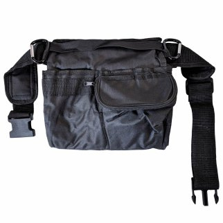 "ASR Outdoor 11"" Nylon Utility Belt and Pouch"