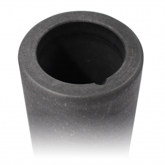 Graphite Crucible for Gold Melting 2.5 by 4 Inch