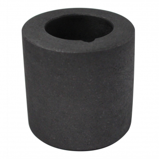 Universal Tool Graphite Crucible for Gold Melting 2 by 2 Inch