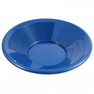 ASR Outdoor 12 Inch Blue Gold Rush Gravity Trap Gold Pan