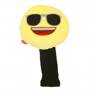 Emoji Golf Headcover