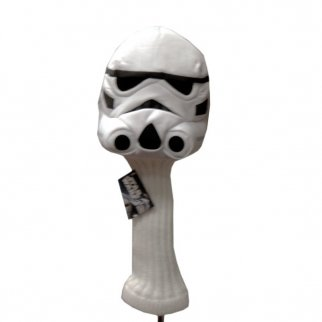 Star Wars Storm Trooper 460cc Driver Golf Head Cover