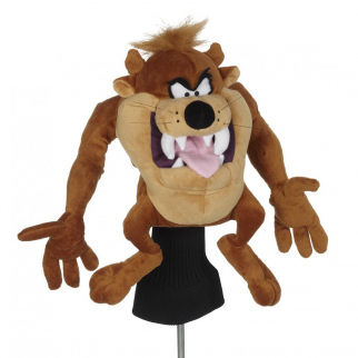 Looney Tunes Taz 460cc driver novelty golf headcover