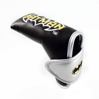 Golf Head Cover Batman Blade Hybrid Putter Sporting Goods Headcover Accessory