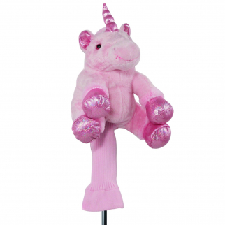 Eunice the Unicorn Golf Club Wood Head Cover