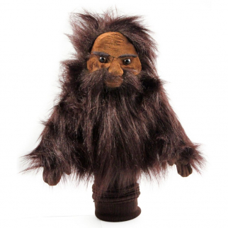 Big foot A.K.A. Sasquatch golf head cover