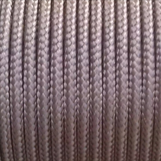 Spectra Sleeved Black Kevlar Cord