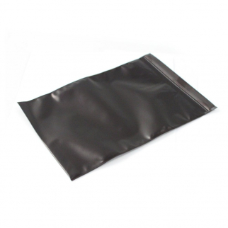 Static Corrosion Resistant Firearm Protection Bag Black 6 Inch Medium