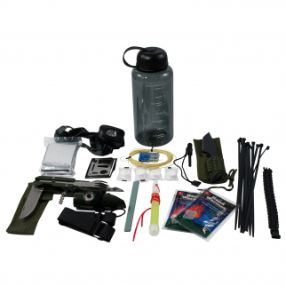 Emergency Survival Kit Bug Out Bag