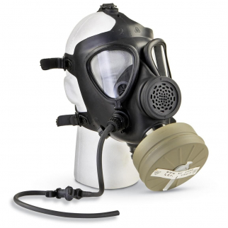 IDF Gas Mask for chemical protection