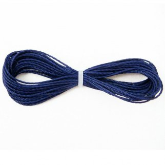 Kevlar Cord Survival Paracord Rope 200lbs Strength (Blue, 500ft)