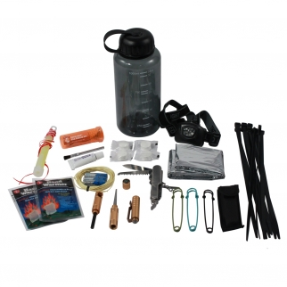 ASR Outdoor Superior Camping and Hiking Survival Bottle