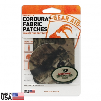McNett Gear Aid Fabric Patches Packaged View