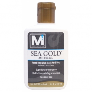 1.25oz McNett M Essentials Sea Gold Anti-Fog and Lens Cleaning Solution