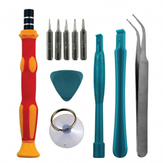 Smart Phone and Tablet Repair Kit for Small Electronics