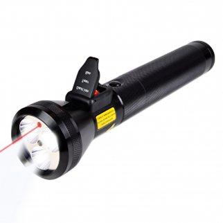 Cobra Stunlight XBC-BS Non-lethal Protection LED Flashlight Kit UK Plug