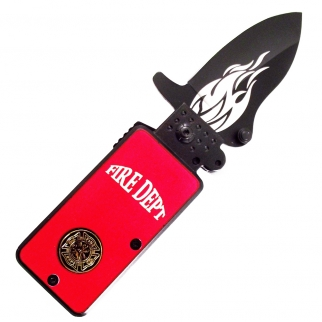 Firefighter Folding Knife