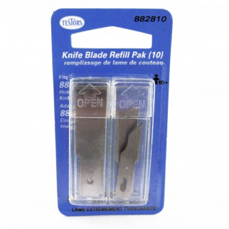 10pc Razor Knife Blade Refill Pack Replacement Blades for 8828 Hobby Knife