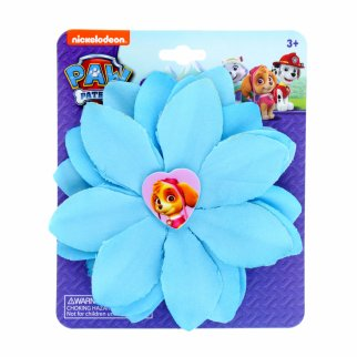 Paw Patrol Skye Blue Flower Hair Clip Fashion Accessory