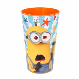 Despicable Me Minions Kids Plastic Drinking Cup Large 22oz