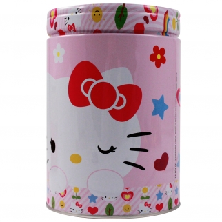 Hello Kitty Tin Coin Girls Piggy Bank
