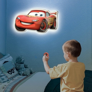 Cars Wall Character
