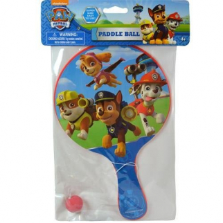 Paw Patrol Large Paddle Ball Toy