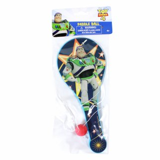 Disney Pixar Toy Story 4 Buzz Lightyear Paddle Ball