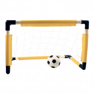 KidPlay Products Deluxe Soccer Goal Set Outdoor Sports Toys