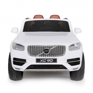 Volvo XC90 12V Licensed Battery Powered Kids Ride On Car White