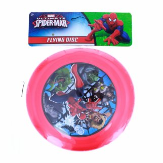 Marvel Spiderman Kids Flying Disc Outdoor Exercise Toy