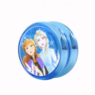 Frozen 2 Light Up Yo-Yo Toy For Kids With Elsa and Anna